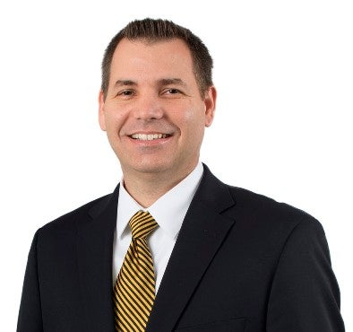 Jeff Read, the new chief operating officer of GCE.