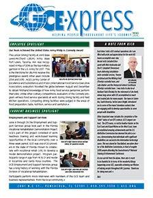 GCE Newsletter Summer 2018