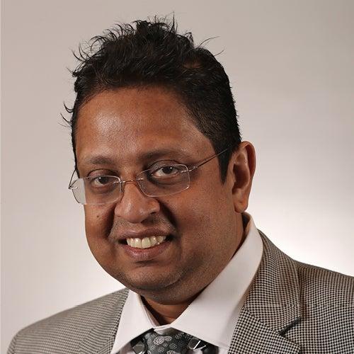 Dr Arun Abraham