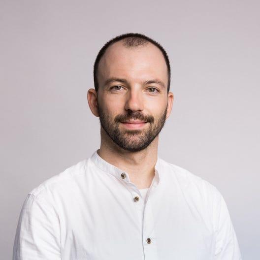 Karol Jarkovsky, Group Product Manager, Contentful