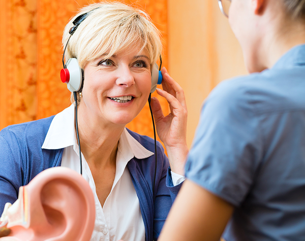 FREE 5 minutes Hearing test