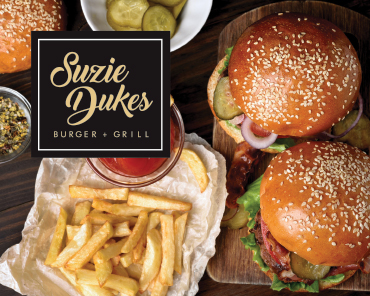 Suzie Dukes Grand Opening - 8th August!