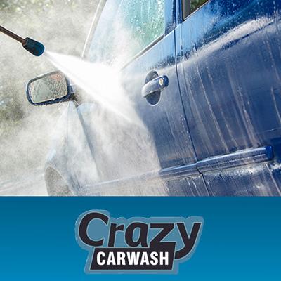 Crazy Car Wash