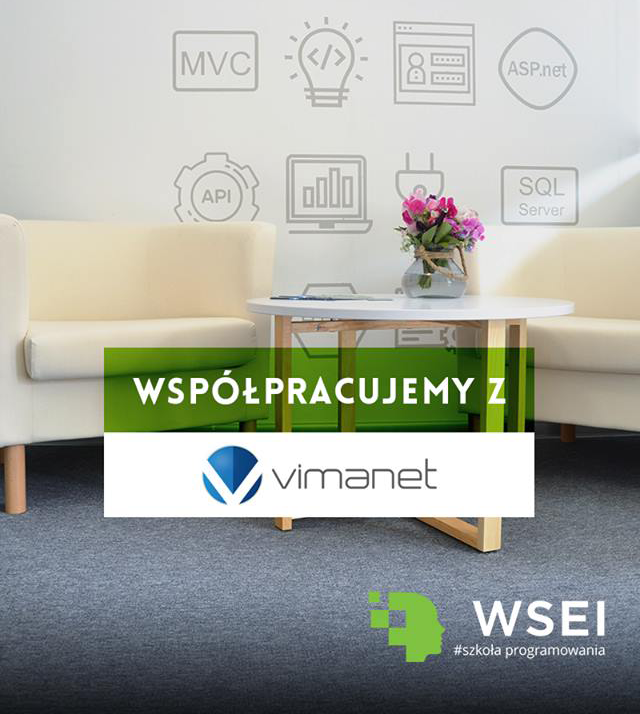 Partnership with WSEI Programming College