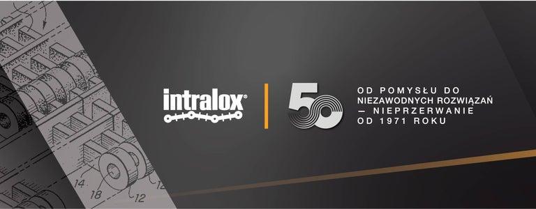 Intralox: od pomysłu do niezawodnych rozwiązań — nieprzerwanie od 1971 roku