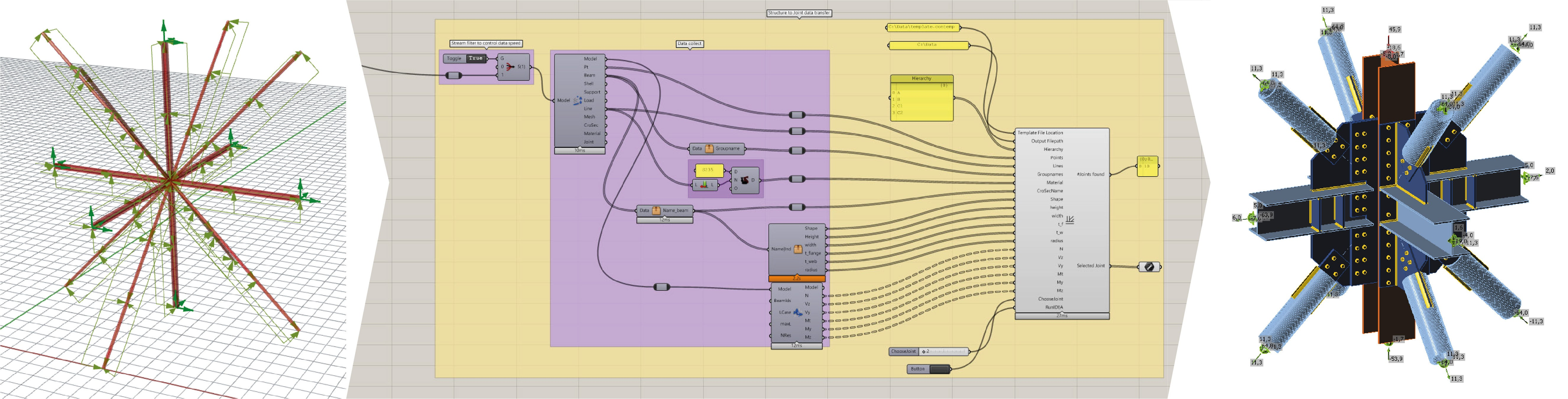 KarambaIDEA connection design workflow_02