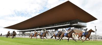 Curragh Racecourse, Newbridge, Ireland