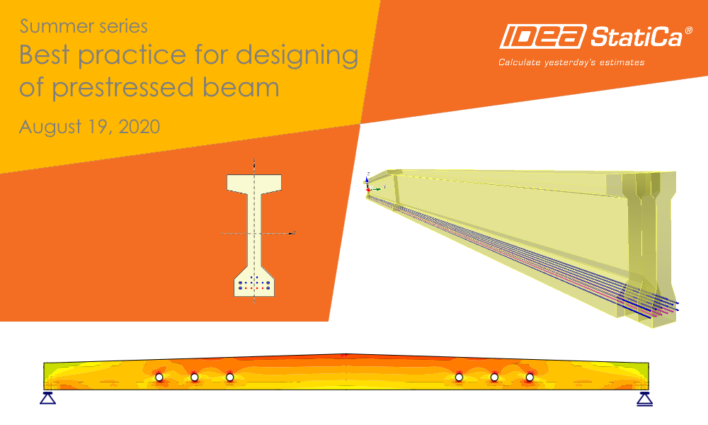 Summer Series – Best practice for designing of prestressed beams