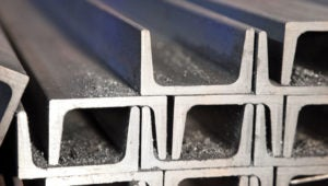Steel joints with PFCs