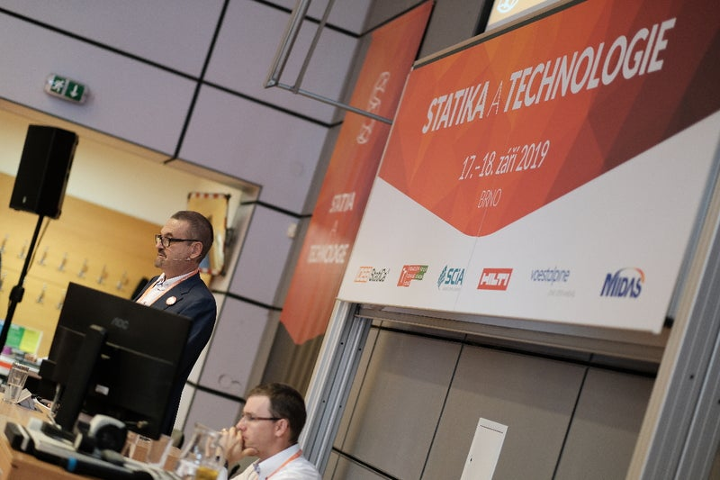 Technologies meet structural engineering on a new conference in Brno