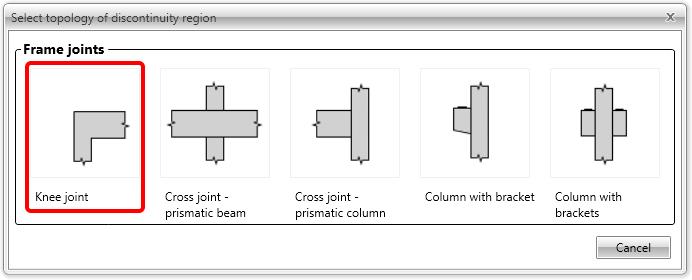 Frame joint - Design
