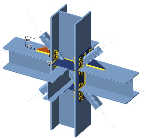 Connection design proposal
