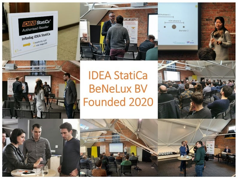 IDEA StatiCa BeNeLux founded