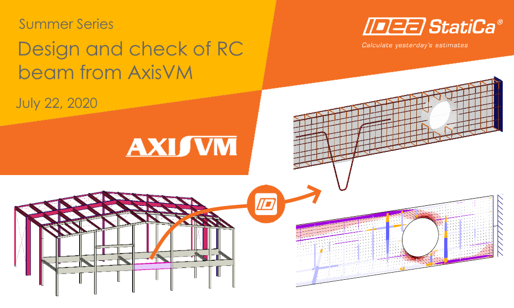 Summer Series – Design and chek of RC beam from AxisVM