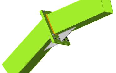 Connessioni tubolari 2D