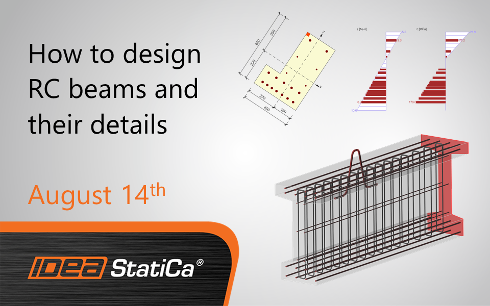 How to design RC beams and their details