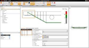 Optimization of all longitudinal rebars