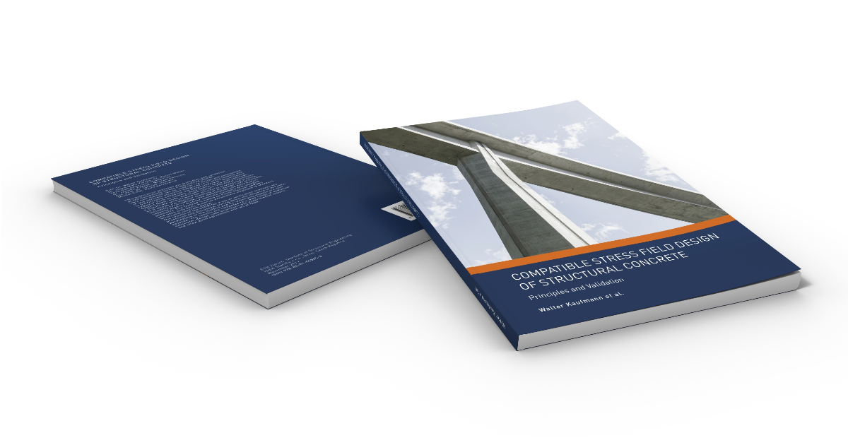 CSFM Book – Compatible stress field design of structural concrete