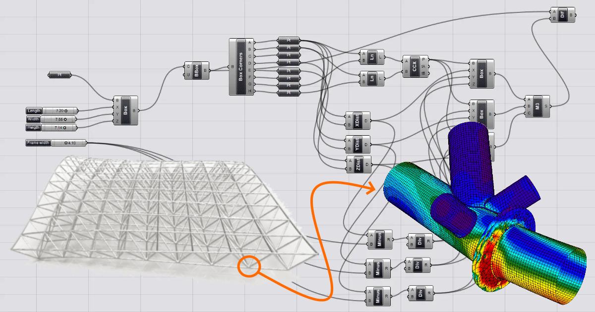 IDEA StatiCa structural steel modeling