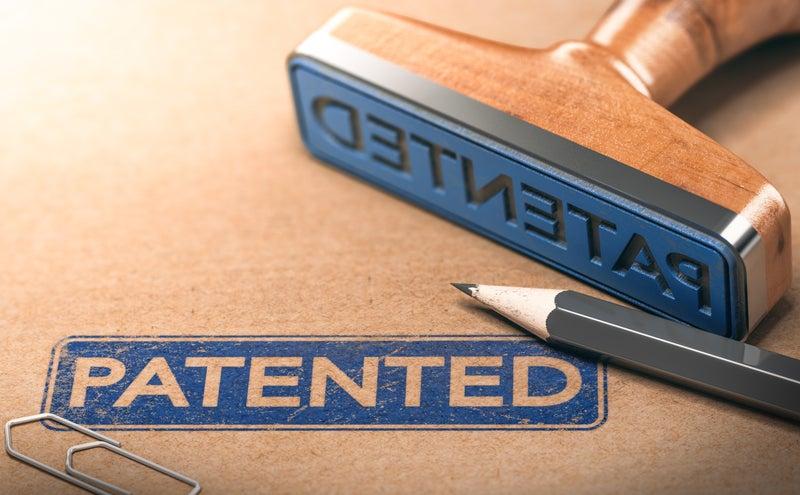 Patent of IDEA StatiCa