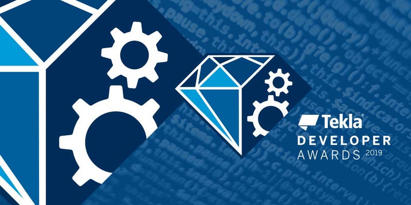 IDEA StatiCa Viewer scoring great at Tekla Developer Awards 2019 XXX