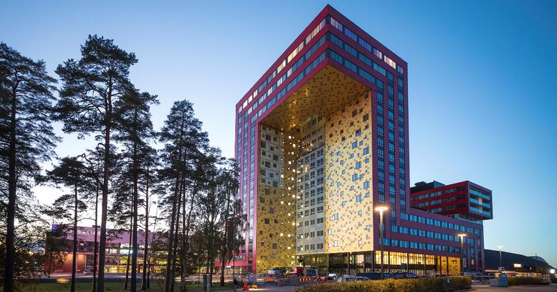 ICON Växjö project, Sweden