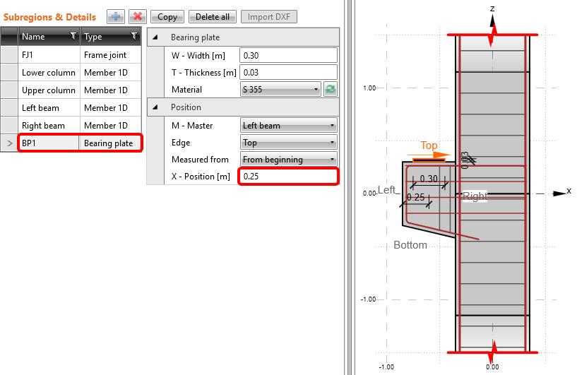 Corbel from DXF - Geometry