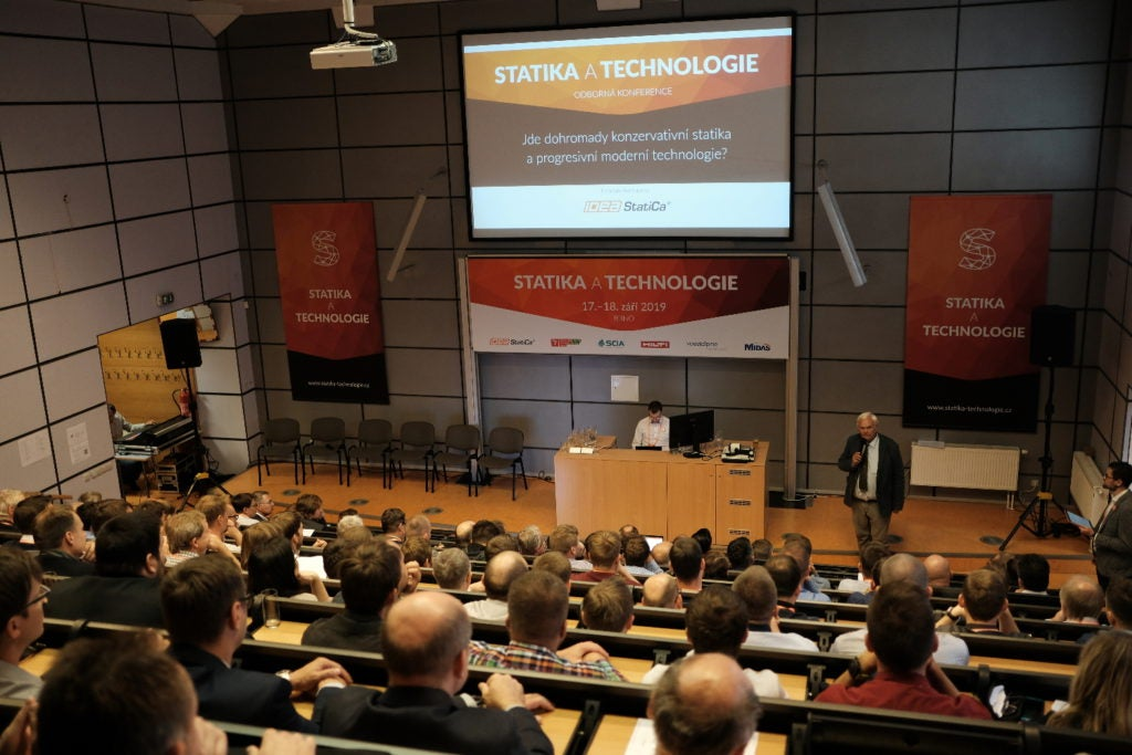 Structural Engineering and Technology Conference, Brno, 2019