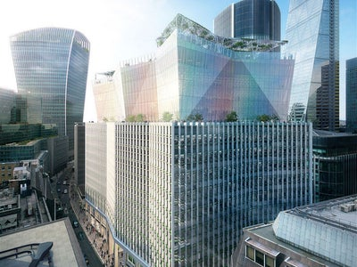 10 Fenchurch Avenue, London, UK