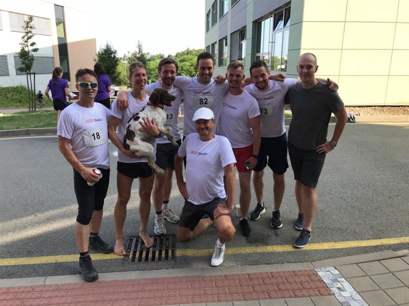 IDEA StatiCa Team on JIC Run 2021