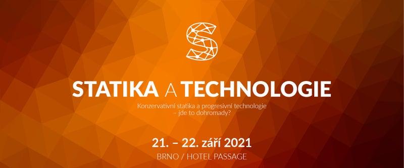 Konference Statika a technologie 2021
