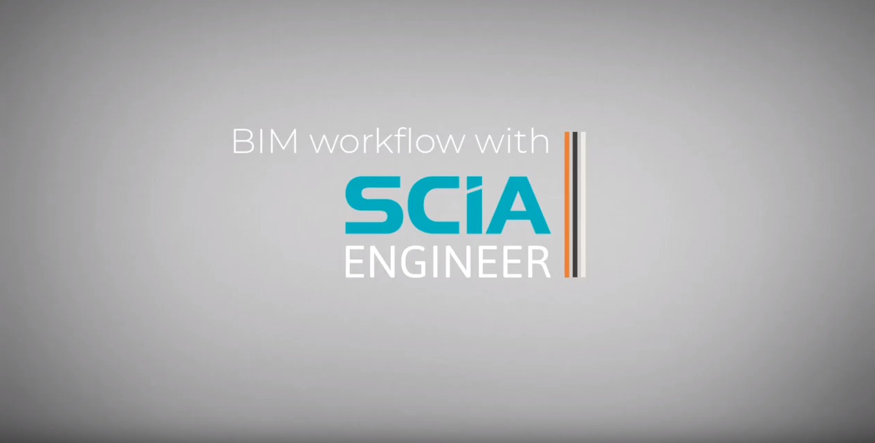 BIM workflow of IDEA StatiCa with SCIA Engineer