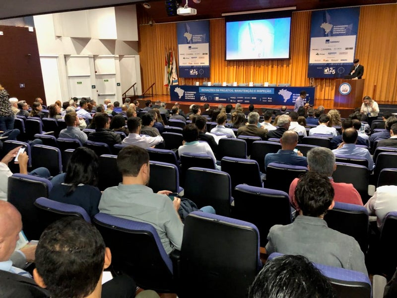 Cutting-edge projects presented on a steel conference in Brazil
