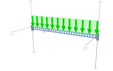 Castellated beams