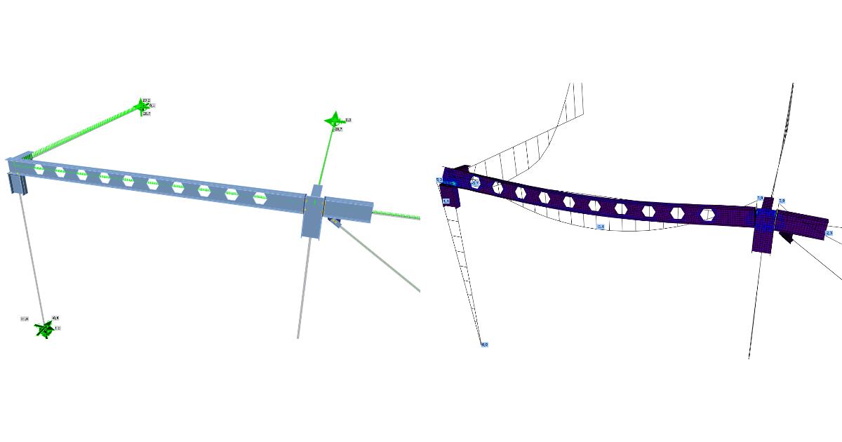 RFEM/RSTAB BIM link for member design