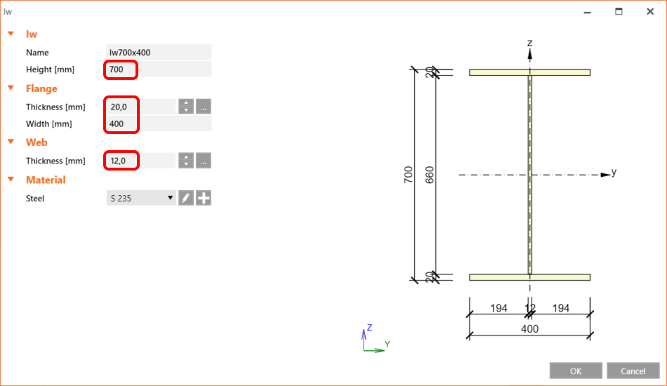 Design of bolted plate to plate connection (EN)