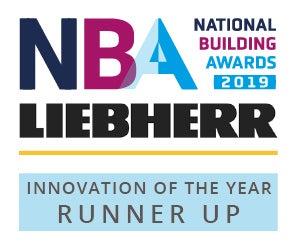 National Building Awards 2019 UK - Runner up