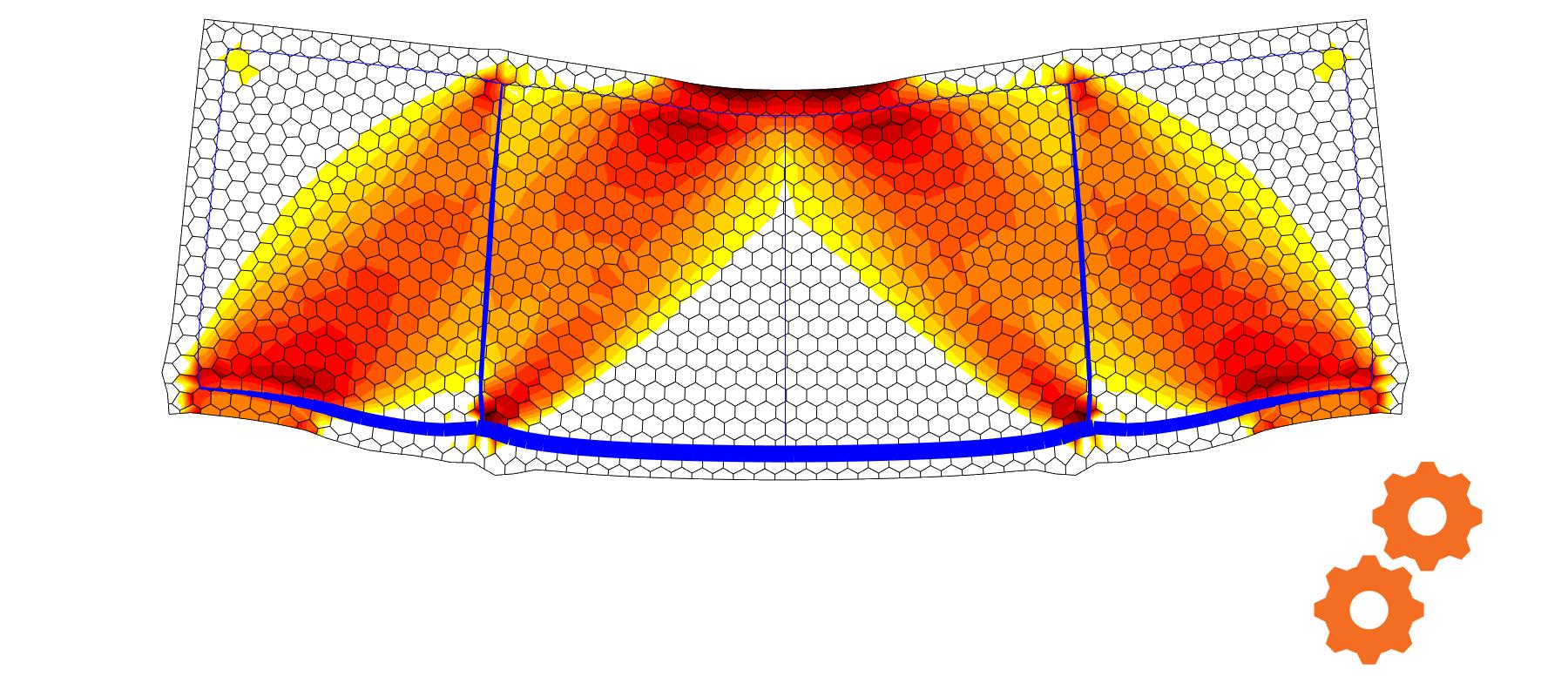 Compatible Stress Field method 2D (CSFM 2D) IDEA statica beton elementen