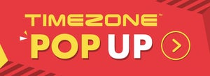 Timezone Pop Up Store
