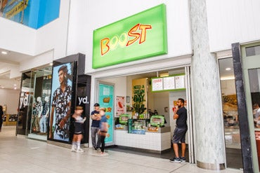 Boost Juice - Cavill Mall