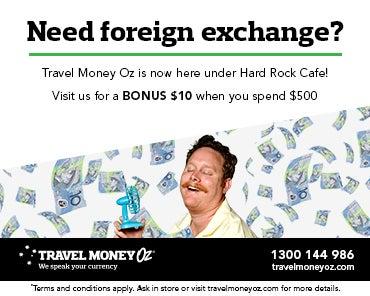 Travel Money Oz