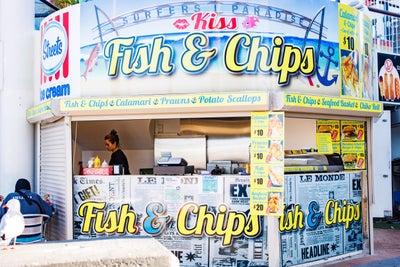 KISS Fish and Chips