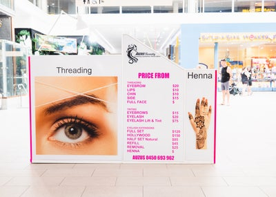 Auzus Beauty Kiosk