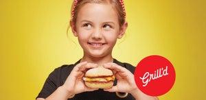 Kids Masterclass at Grill'd