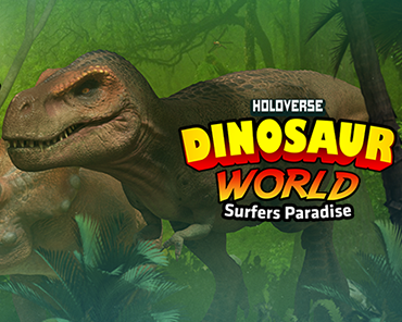 Holoverse Dinosaur World!