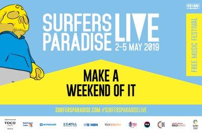 Surfers Paradise LIVE