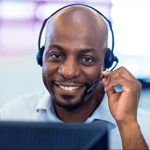 British Seniors life insurance customer service team