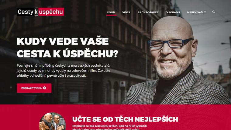 Cesty k uspechu for Komercni banka