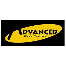 advanced pest control logo