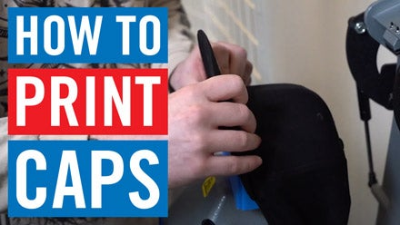how to print caps webinar